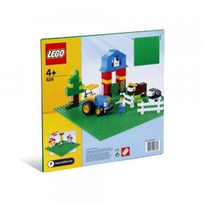 LEGO Green Building Plate (10 x 10) Deal
