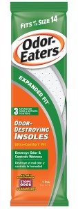 Odor-Eaters Odor Destroying Ultra Comfort Insoles, One Size Fits All, Trim to Size Deal