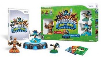Skylanders SWAP Force Starter Pack - Nintendo Wii Deal