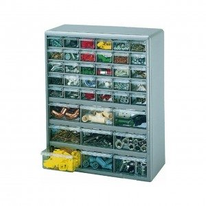 Stack-On DS-39 39 Drawer Storage Cabinet Deal