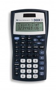 Texas Instruments TI-30X IIS 2-Line Scientific Calculator Deal