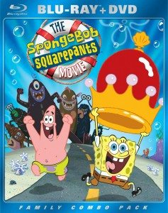 The SpongeBob SquarePants Movie (Two Disc Blu-ray DVD Combo) Deal