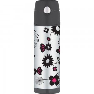 Thermos Stainless Steel Hydration Bottle, 18-Ounce Deal