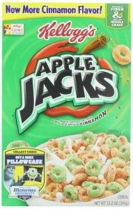 Apple Jacks Cereal, 12.2-Ounce Boxes Deal