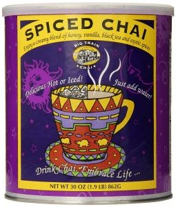 Big Train Spiced Chai, 1.9 Pound Deal