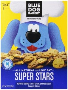Blue Dog Bakery Natural and Low Fat Dog Treats Deal