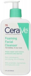 CeraVe Foaming Facial Cleanser, 12 Ounce Deal