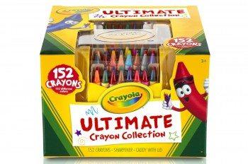 Crayola Ultimate Crayon Case, 152-Crayons Deal