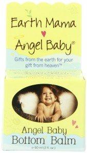 Earth Mama Angel Baby Angel Baby Bottom Balm, 2-Ounce Jar Deal