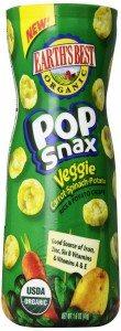 Earth's Best Organic Pop Snax Rice & Potato Crisps, Veggie, 1.6 Ounce Deal