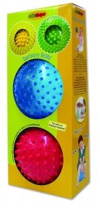 Edushape 4 Pack Sensory Ball Mega Pack Deal