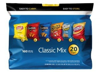 Frito-Lay Chips Classic mix Multipack Deal