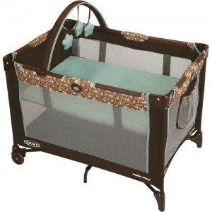 Graco Pack 'n Play On The Go Travel Playard, Little Hoot Deal