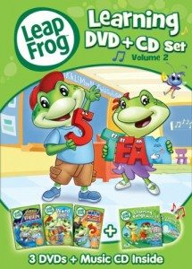 LeapFrog LearningSet Volume Two Deal