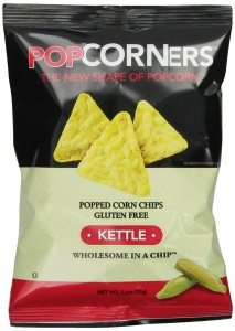 Medora Snacks Popcorners Popped Corn Chips, Kettle, 1.1-Ounce Deal
