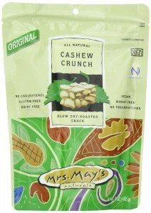Mrs. May's Crunch, Cashew, 5 Ounce Deal