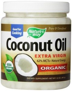 Nature's Way Extra Virgin Organic Coconut Oil, 32-Ounce Deal
