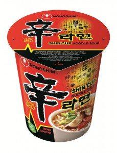 Nongshim Shin Noodle Cup Deal