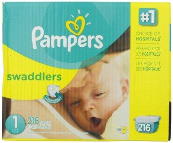 Pampers Swaddlers Deal