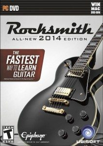 Rocksmith 2014 Edition - PC Mac (Cable Included) Deal
