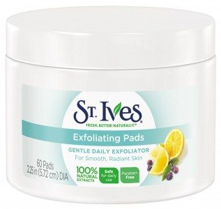 St. Ives Exfoliating Pads, 60 Count Deal