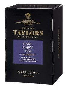 Taylors of Harrogate Earl Grey Tea, 50 Count Tea Bag Deal