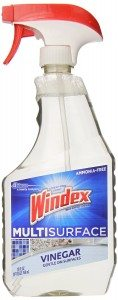Windex Multi-Surface Cleaner, Vinegar, 26 oz Deal
