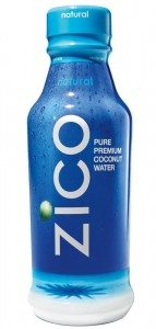ZICO Pure Premium Coconut Water, Natural, 14 Ounce Bottles (Pack of 12) Deal