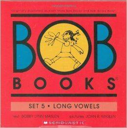 Bob Books Set 5- Long Vowels Deal
