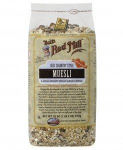 Bob's Red Mill Old Country Style Muesli, 40-Ounce Bags Deal