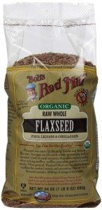 Bob's Red Mill Organic Whole Flaxseed Brown Deal