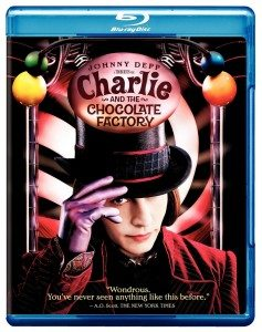 Charlie and the Chocolate Factory [Blu-ray] Deal