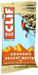 Clif Bar Energy Bar, Crunchy Peanut Butter, 12-2.4-Ounce Bars (Pack of 2) Deal