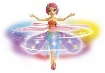 Deluxe Light Up Flutterbye Fairy - Rainbow Deal