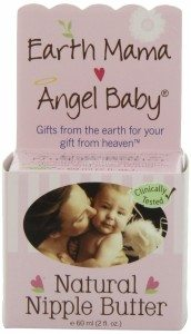 Earth Mama Angel Baby Natural Nipple Butter, 2-Ounce Jar Deal