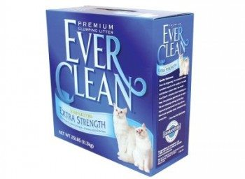 Ever Clean Extra Strength Cat Litter, Unscented, 25-Pound Box Deal
