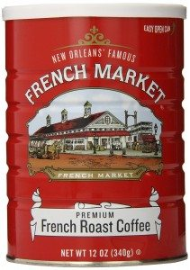FRENCH MARKET French Medium Dark Roast Coffee, 12 Ounce Deal