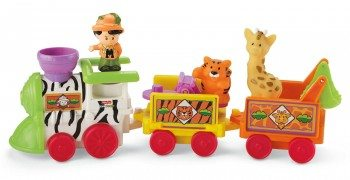 Fisher-Price Little People Musical Zoo Train Deal
