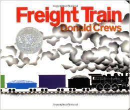 Freight Train Board Book Deal