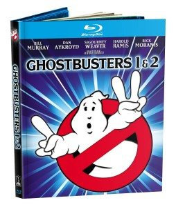 Ghostbusters  Ghostbusters II (4K-Mastered + Included Digibook) [Blu-ray] Deal