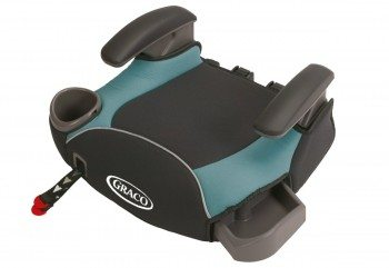 Graco Affix Backless Youth Booster Seat with Latch System, Sailor Deal