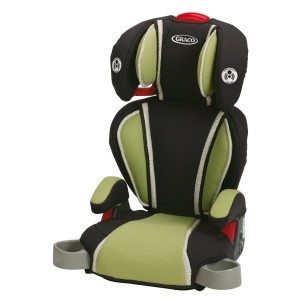 Graco Highback Turbobooster Car Seat, Go Green Deal