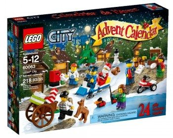 LEGO City Advent Calendar Deal