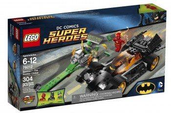 LEGO Superheroes 76012 Batman The Riddler Chase Deal