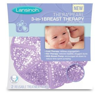 Lansinoh TheraPearl 3-in-1 Breast Therapy Deal