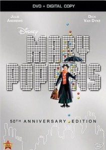 Mary Poppins 50th Anniversary Edition (DVD + Digital Copy) Deal