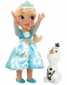 My First Disney Princess Frozen Snow Glow Elsa Singing Doll Deal