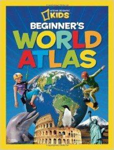 National Geographic Kids Beginner's World Atlas Deal