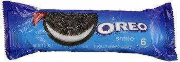 Oreo Chocolate Single Serve Sandwich Cookies Deal