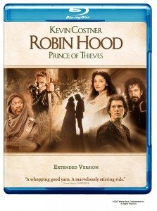 Robin Hood Prince of Thieves (Extended Version) [Blu-ray] Deal